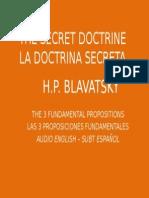 The Secret Dcotrine