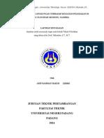 JURNAL PELEDAKAN (Autosaved)