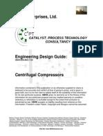 Centrifugal Compressors