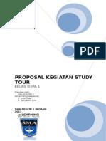Proposal Kegiatan Jalan2