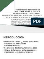 Exposicion de Ortodoncia