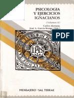 C.alemany - Psicologia y Ejercicios Ignacianos