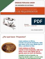 Modelo de Requerimientos Ads-II 2014-II