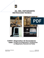 Manual Diagnostico Excavadoras