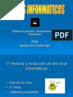 Virus informaticos