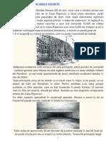 Despre Casa Poporului Și Secretele Bucureștiului