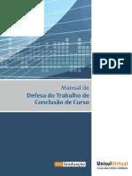 Manual de Defesa Do Trabalho de Conclusão de Curso