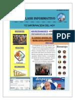 Periodico Flash Informativo