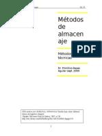 6_Metodos de Almacenaje