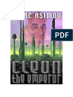 Asimov Isaac SERIE FUNDACION Cleon El Emperador