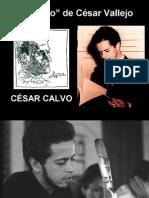 """César Calvo recita """"Verano"""" de César Vallejo"""