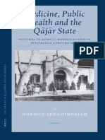 Medicine, Public Health and the Qajar State