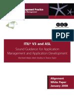 Itilv3 Asl Sound Guidance White Paper Jan08