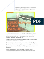 Curso de Piano 1
