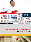 Social Media and Internet Strategy Retail 200