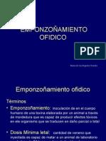 Emponzoñamiento Ofídico - Herpetología