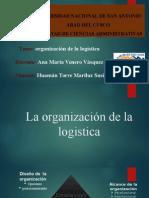 Organización de La Logística