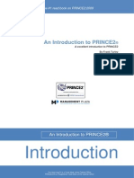 Introduction PRINCE2 PreCourse - EN