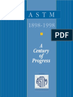 Century of Progress ASTM