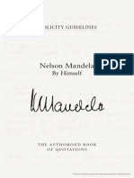 Mandela Quotes Publicity Guidelines1