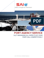 SAI Port Agency Service