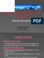 English for Logistics