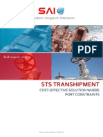 SAI Ship-to-ship (STS) Transhipment Solutions