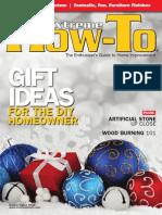 Extreme How-To Magazine - Holiday 2014 USA