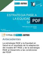 4. Estrategia PASE a La Equidad ATU 11 de Agosto