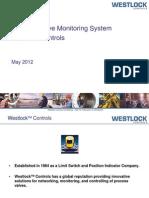 Westlock Wireless Valve Monitoring System Presentation