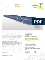 YLSYS1600 SERIES Off-grid Solar Power System