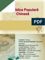 242430312 Republica Populara Chineza Ppt