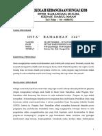 Ihya Ramadhan 2006 Kertas Kerja