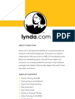 ABOUT LYNDA.com Lynda.com is Recognized Worldwide As