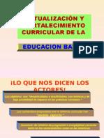 Actualización y fortalecimiento curricular de educación general básica.ppt