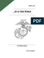 Applegate - Kill or Get Killed