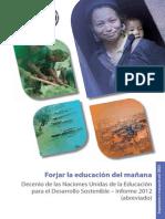 Informe Unesco_eds Dic2012