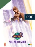 2013 Sparks Media Guide