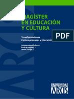 Transformaciones Contemporáneas y Educación