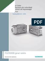 Gear Units Fast Track en Es It PDF