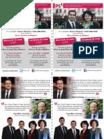 Réunions publiques élections départementales Issy