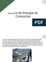 Ahorro de Energía en Conductos