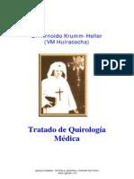 Dr Krumm-Heller - Tratado de Quirología Médica