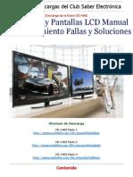 Televisores y Pantallas LCD Manual