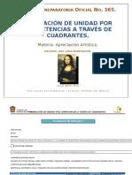 PLANEACIÓN POR UNIDAD APRECIACIÓN ARTÍSTICA CILCO 2014-2015 EPO-165.docx