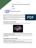 Paradigmas Neurociencia y Futuro Del Pensamiento Critico i