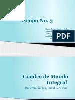 PRESENTACIÓN GRUPO NO. 3