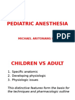 Pediatric Anesthesia.ppt