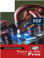 Guide to Brazing and Soldering