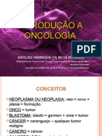 Aula 1 Introdução a Oncologia